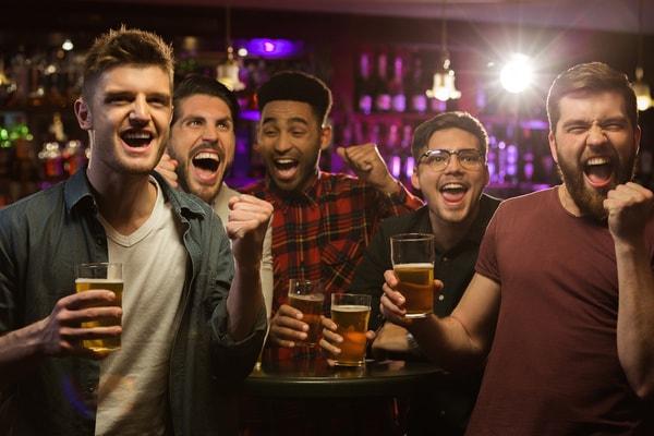 Pub Crawl Party Tour beim Junggesellenabschied